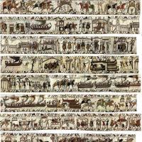 Między historią a sztuką - tkanina z Bayeux.