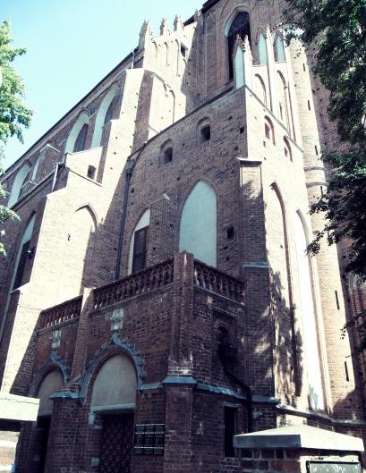 Kościół św. Janów, Toruń.