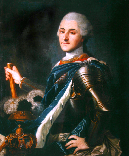 493px-Stanisław_August_Poniatowski-coronation_portrait